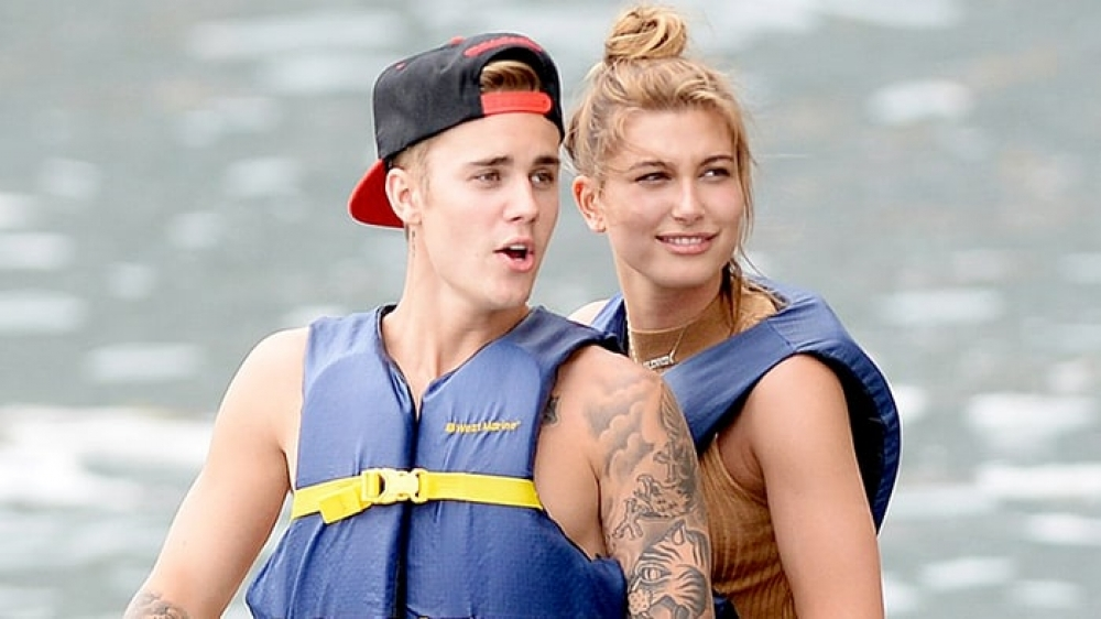 Justin Bieber and his current companion, Hailey Baldwin, (Photo: Playback)