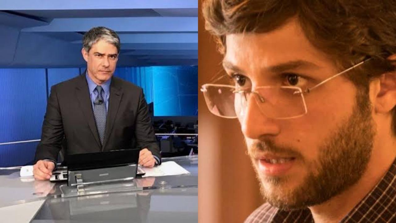 Jornal Nacional e Amor de Mãe (Foto: Divulgação/TV Globo) audiência