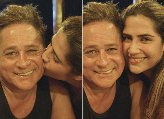 O sertanejo Leonardo sela as pazes com a filha, Jéssica Costa (Imagem: Instagram)