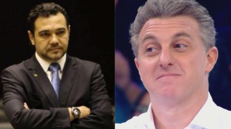 Marco Feliciano criticou Luciano Huck (Reprodução)
