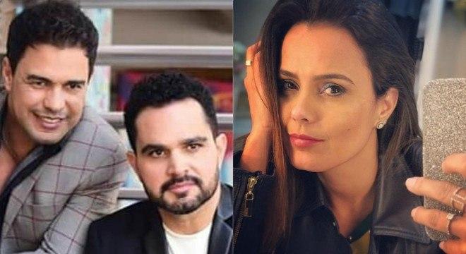 Luciele é irmã de Zezé Di Camargo e Luciano (Foto: Reprodução)