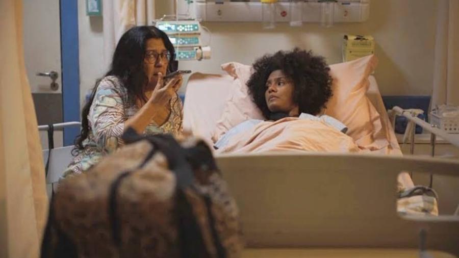 Regina Casé da detalhes sobre cena emocionante da novela (Foto: Instagram)