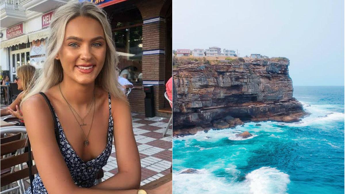 Modelo morre aos 21 anos após cair de penhasco em Sydney (Foto: Reprodução)