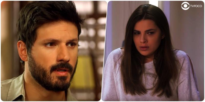 Luisa e Marcelo de As Aventuras de Poliana
