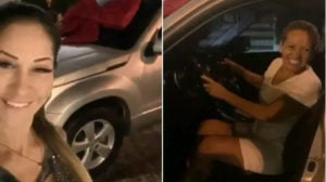 Mayra Cardi entrega carro de presente para babá (Foto: Reprodução)