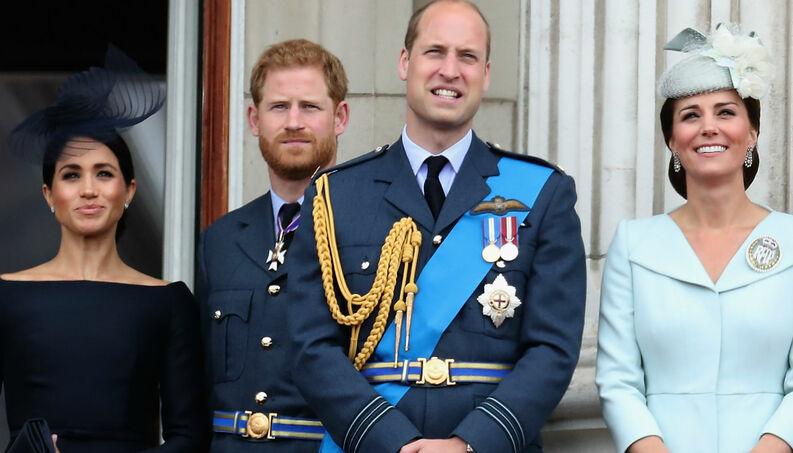 Príncipe William e Kate Middleton ainda estão abalados com a decisão de Harrye Meghan (Foto: Reprodução)
