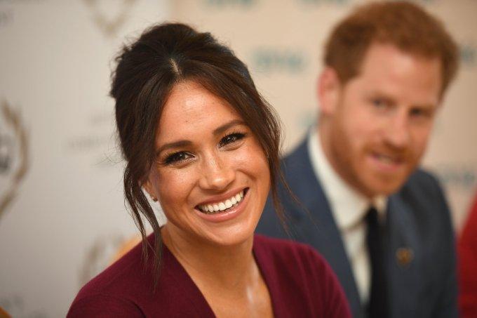 Meghan Markle assina contrato com a Disney após saída da realeza britânica (Foto: Reprodução)