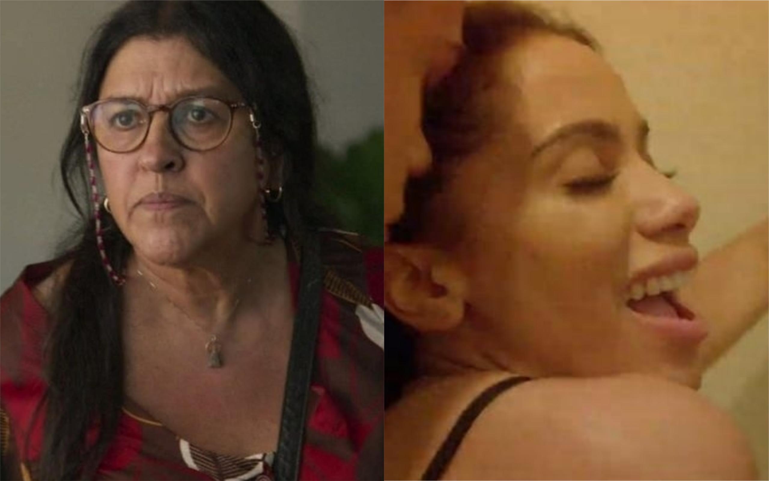 Regina Casé e Anitta (Foto: Reprodução)