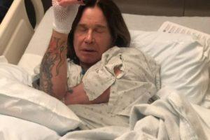 Ozzy Osbourne é diagnosticado com doença de Parkinson (Foto: Reprodução)