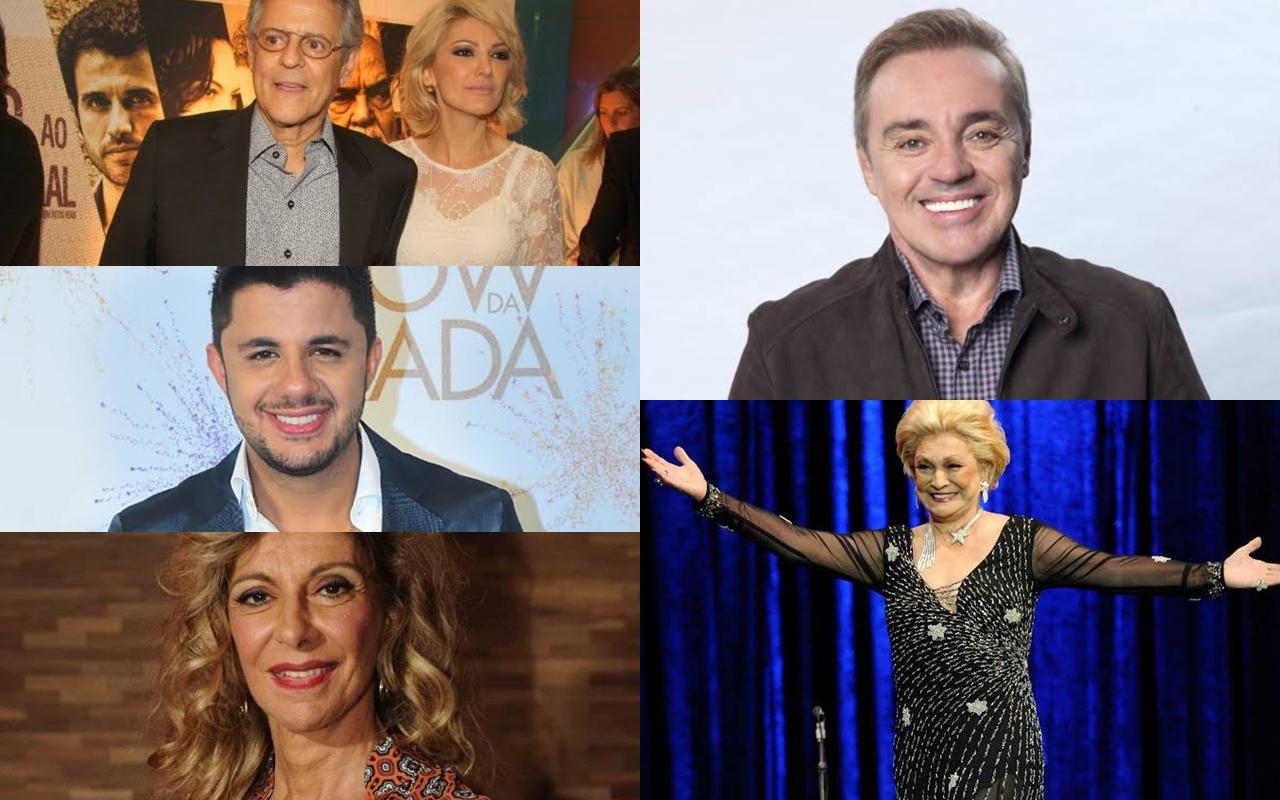 Marcos Paulo, Cristiano Araújo, Marília Perâ, Gugu e Hebe são alguns dos artistas que deixaram impressionantes heranças (Foto: reprodução)