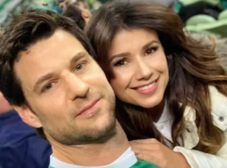 Paula Fernandes e o namorado, Rony Cecconello (Reprodução: Instagram)
