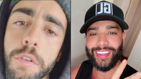 Pedro Scooby defende Gusttavo Lima após cantor ser atacado nas redes sociais. Foto: Reprodução