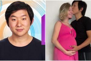 Pyong Lee aceitou participar do BBB20 com a esposa grávida (Foto: Reprodução/ Instagram)