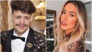 Saulo Poncio foi acusado de trair Gabi Brandt, sua esposa (Foto: Reprodução/ Montagem/ TV Foco)