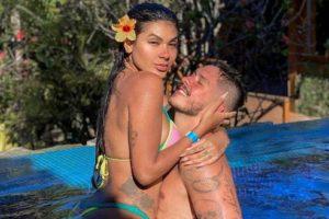 Pocah se declara para o namorado Ronan Souza, ex de Anitta (Imagem: Instagram)