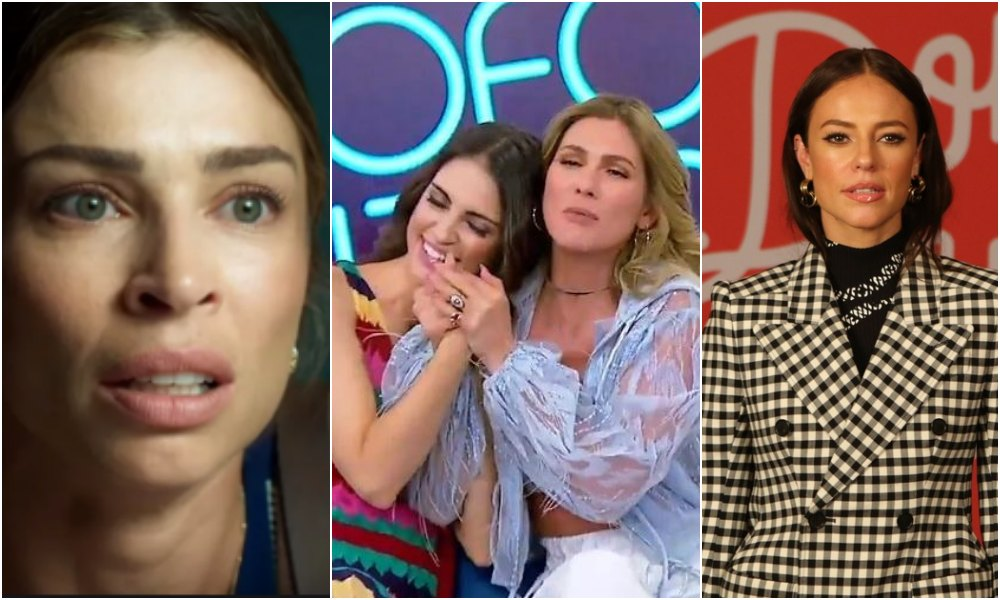 Prêmio TV Foco: Grazi desbancada, Paolla Oliveira dá rasteira em Agatha Moreira e Fofocalizando derrota Mais Você