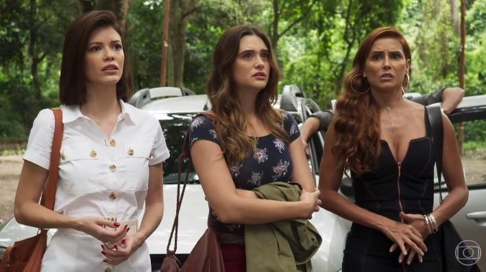 Kyra, Luna, Alexia são as mocinhas de Salve-se Quem Puder da Globo