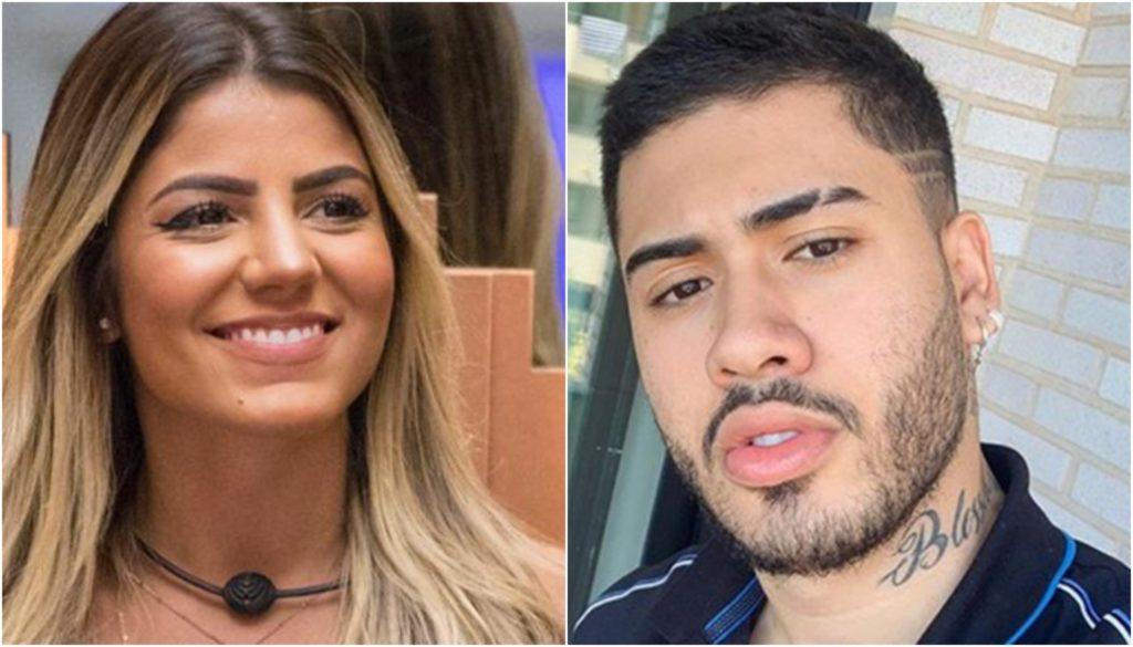 Hariany Almeida negou que esteja envolvida com Kevinho (Reprodução)