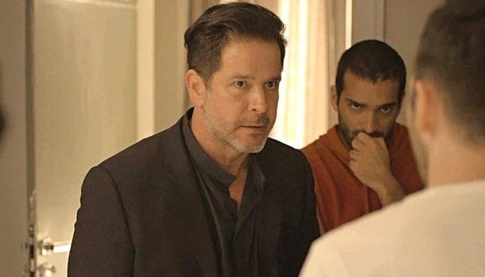 Raul (Murilo Benício) descobrirá segredo do filho em Amor de Mãe (Foto: Reprodução/Globo)