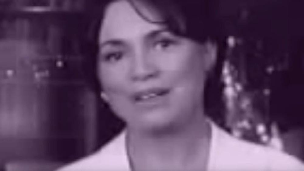 'Eu tou com medo': frase dita por Regina Duarte contra Lula em 2002 ficou famosa — (Foto: YouTube/Reprodução)