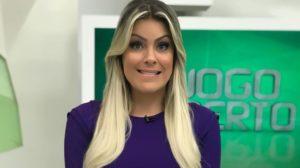 Renata Fan faz anúncio bombástico sobre Jogo Aberto. Foto: Reprodução