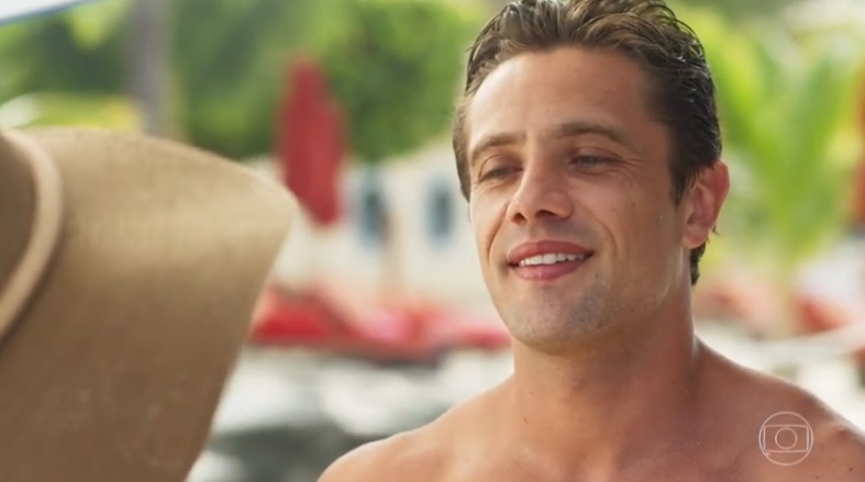 Rafael Cardoso interpreta Renzo em Salve-Se Quem Puder (foto: reprodução/TV Globo)