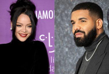 Rihanna e Drake são flagrados juntos após término da cantora com Hassan Jameel (Foto: Reprodução)