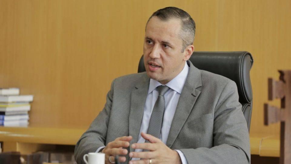 O secretário de cultura Roberto Alvim foi demitido - Foto: Reprodução