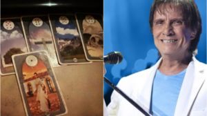 Sensitiva revela o que as cartas lhe mostram sobre Roberto Carlos. Foto: Reprodução
