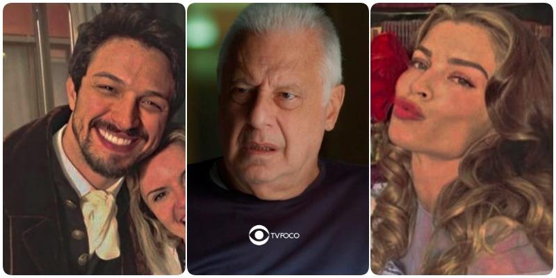 Romulo Estrela, Antonio Fagundes e Grazi Massafera são destaques em Bom Sucesso