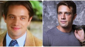 Rafael Cardoso como Danilo e Renzo na Globo