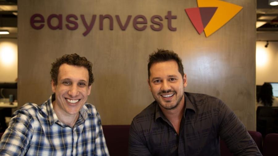 Dony De Nuccio e Samy Dana assumem Head de Conteúdo da Easynvest. Foto: Reprodução