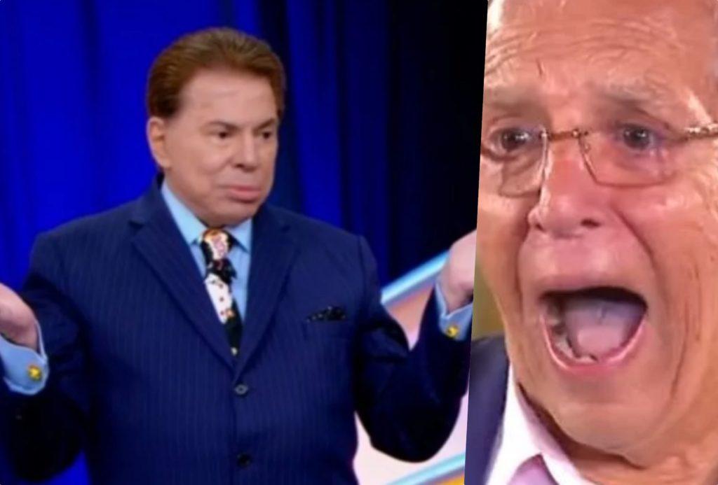 Silvio Santos teve atitude exposta por Carlos Alberto (Foto reprodução)