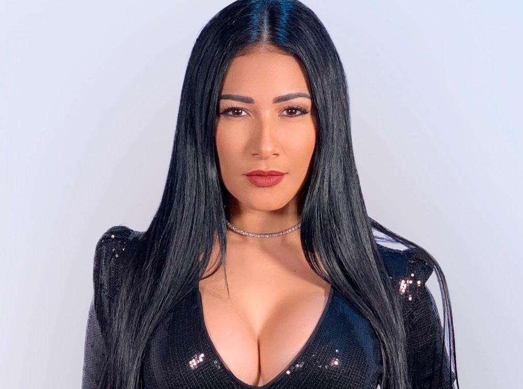 A famosa cantora que faz dupla com Simone e jura do The Voice Kids, Simaria se destacou entre as artistas por causar nas redes sociais no ano passado (Foto: Reprodução/Instagram)