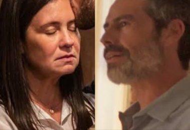 Thelma e Gabo em Amor de Mâe (Montagem: TV Foco)
