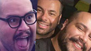 Tiago Abravanel teve intimidade exposto por Larissa Manoela e resolveu falar do namorado Fernando Poli (Foto reprodução)