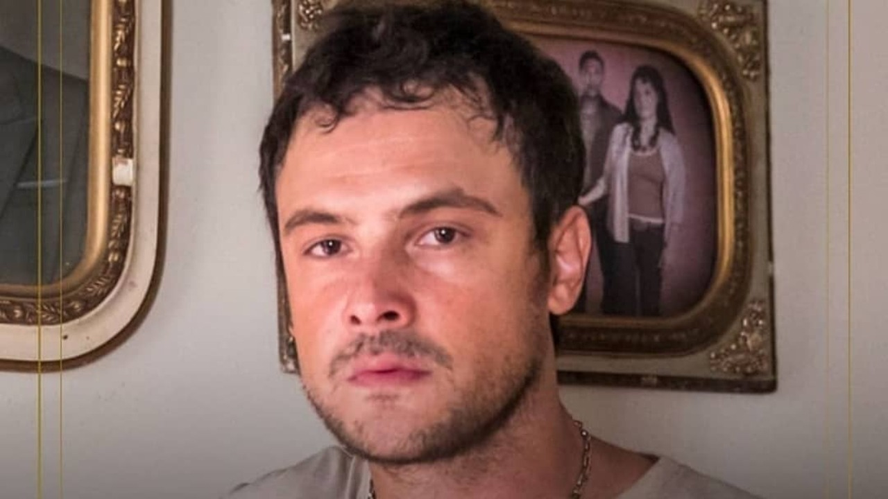 Sergio Guizé (Foto: Divulgação/TV Globo)