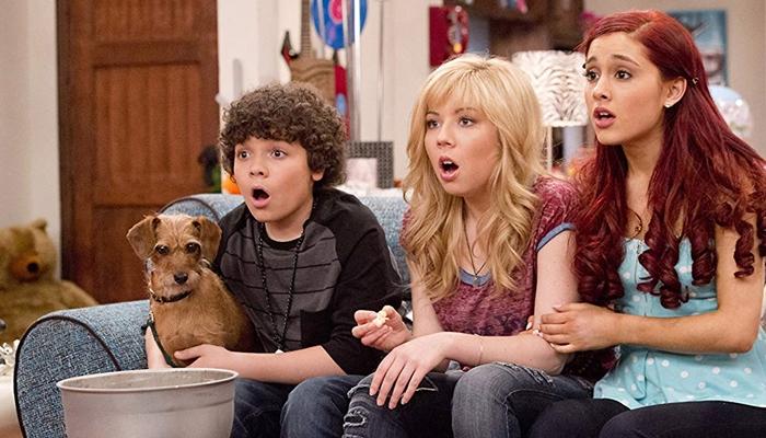 Cena da série Sam e Cat, exibida pelo SBT, que foi a maior audiência fora da Globo (Foto: Divulgação/Nickelodeon)
