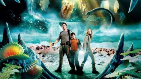 Globo vai exibir o filme Viagem ao Centro da Terra: O Filme na Sessão da Tarde de hoje (Foto: Reprodução)