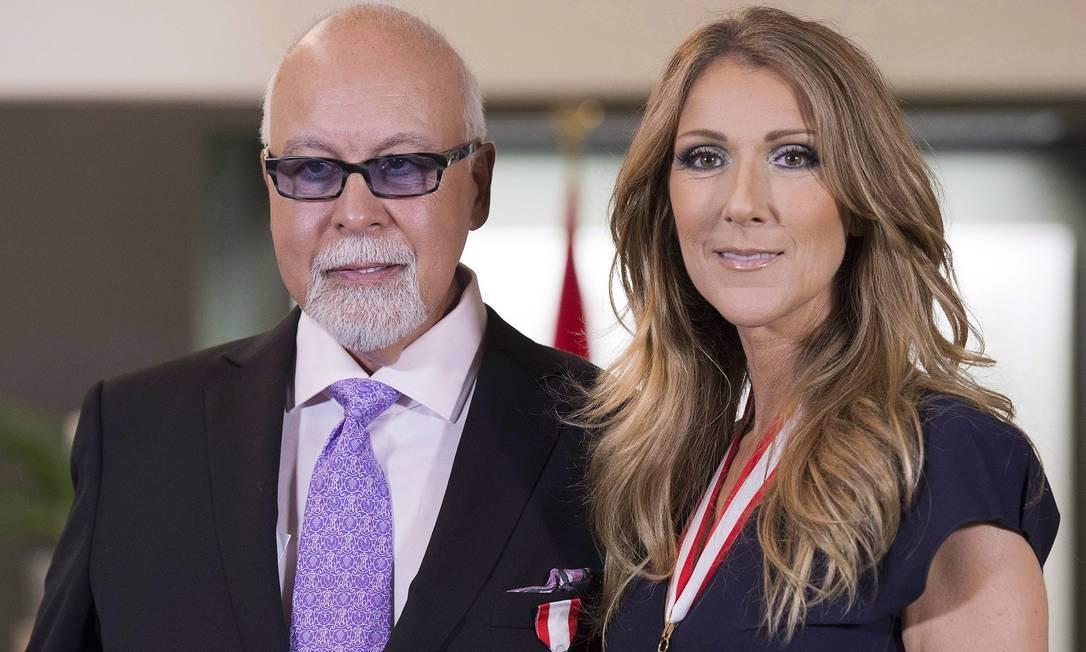 Céline Dion compartilha declaração de amor ao seu falecido marido René Angélil (Foto: Reprodução)