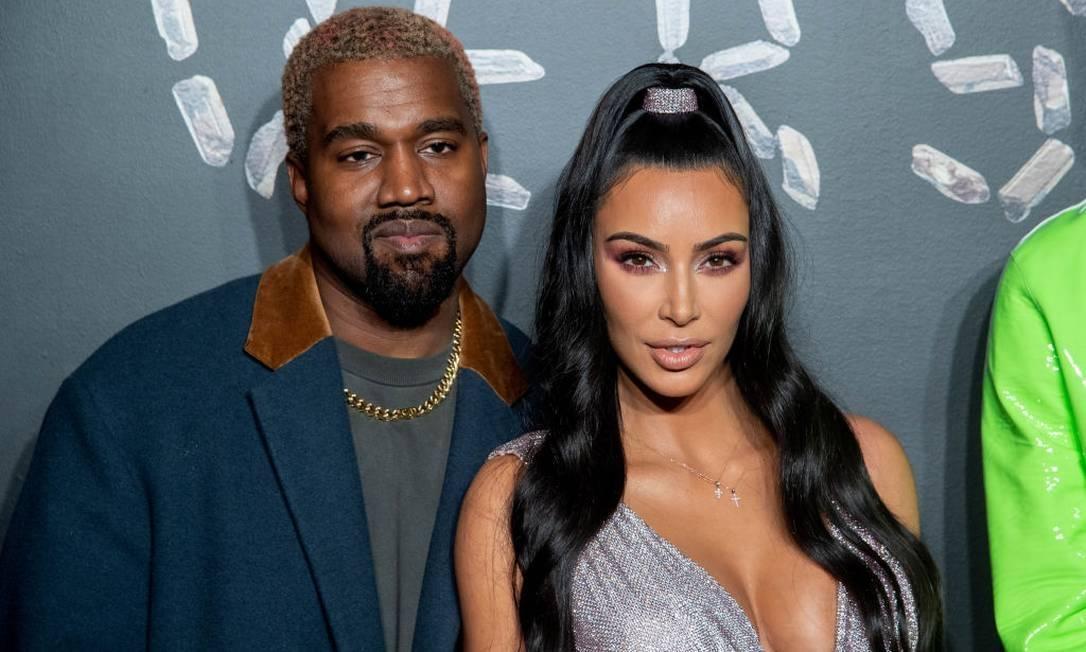 Kim Kardashian e Kanye West estão fazendo terapia de casal após problemas na relação (Foto: Reprodução)