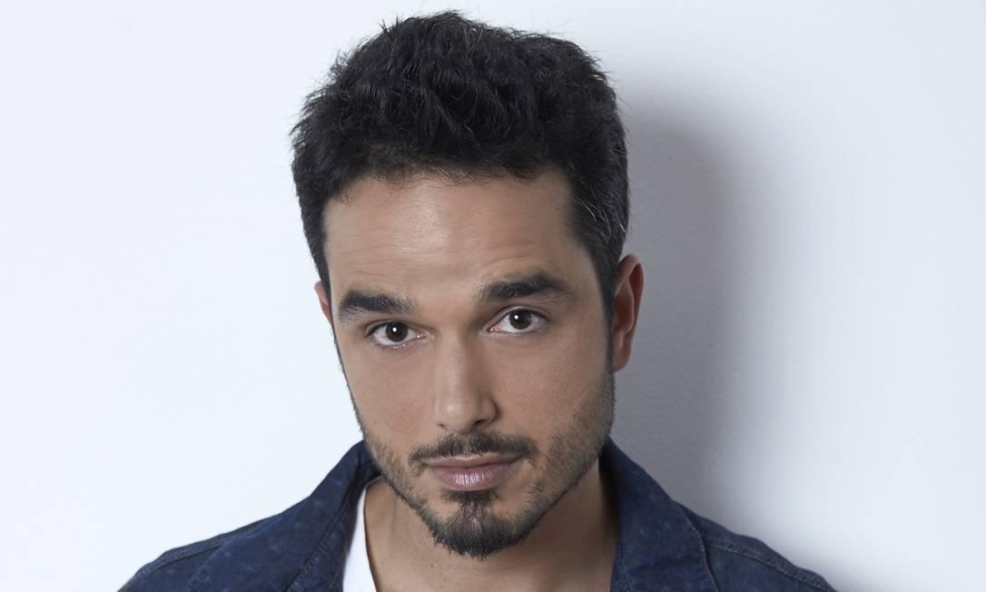 O ator Leo Rosa fez uma participação na novela das 21h da Globo, Amor de Mãe - Foto: Reprodução