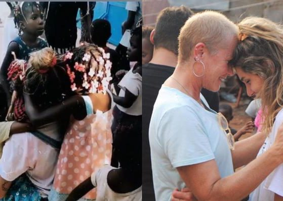 Xuxa Meneghel presta bela homenagem à Sasha Meneghel (Foto: Divulgação/Instagram)