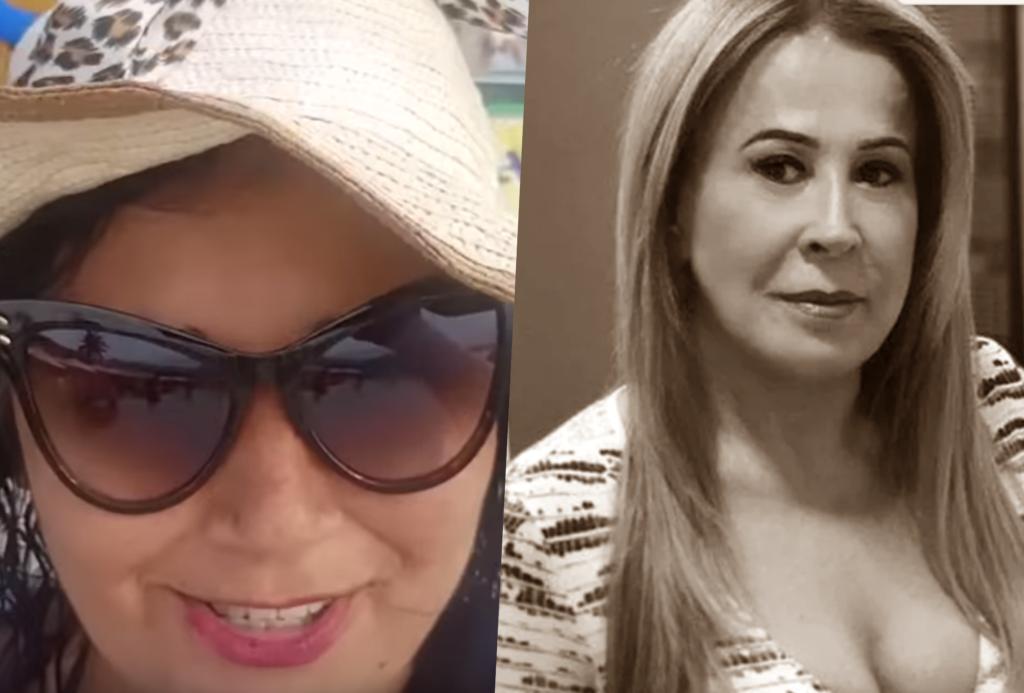 Zilu Camargo foi envolvida em polêmica de Cleo, ex de Luciano Camargo (Foto reprodução)