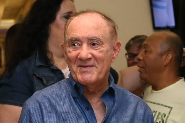 Renato Aragão, o eterno Didi (Foto: Reprodução)