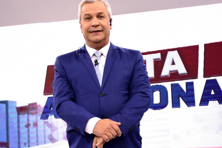 Sikêra Jr foi destaque de audiência (Foto: Divulgação/RedeTV!) Globo SBT Record