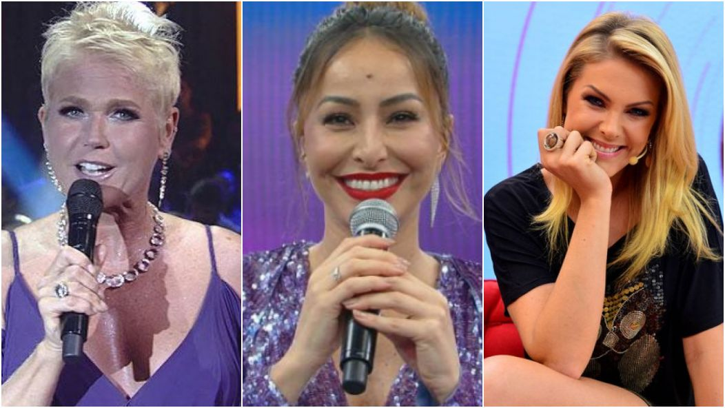 Xuxa, Sabrina Sato e Ana Hickmann serão destaques nos domingos da Record - Foto: Reprodução