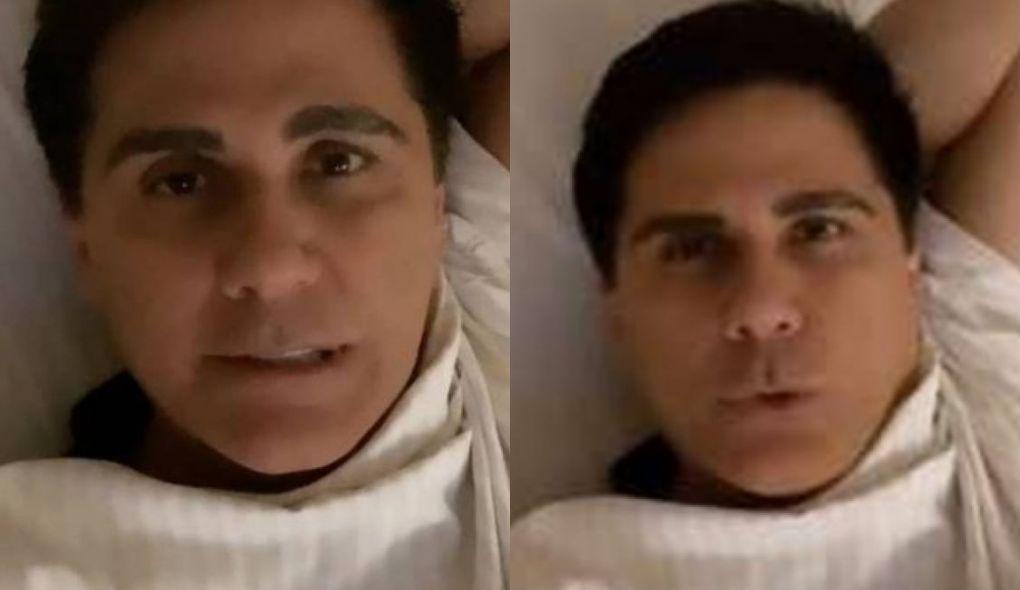 César Filho relatou experiência de quase morte durante internação (Foto: Montagem/TV Foco)
