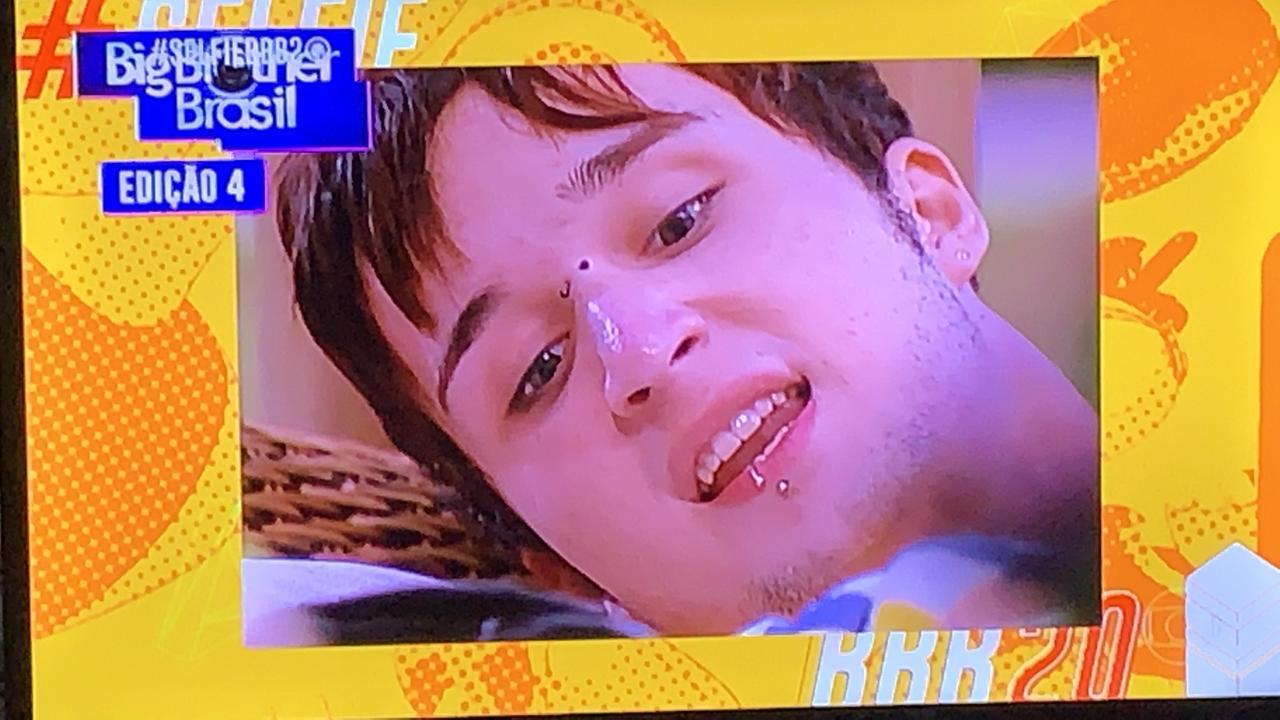 Emissora cometeu gafe no BBB e esqueceu de sua própria história (foto: reprodução/TV Globo)