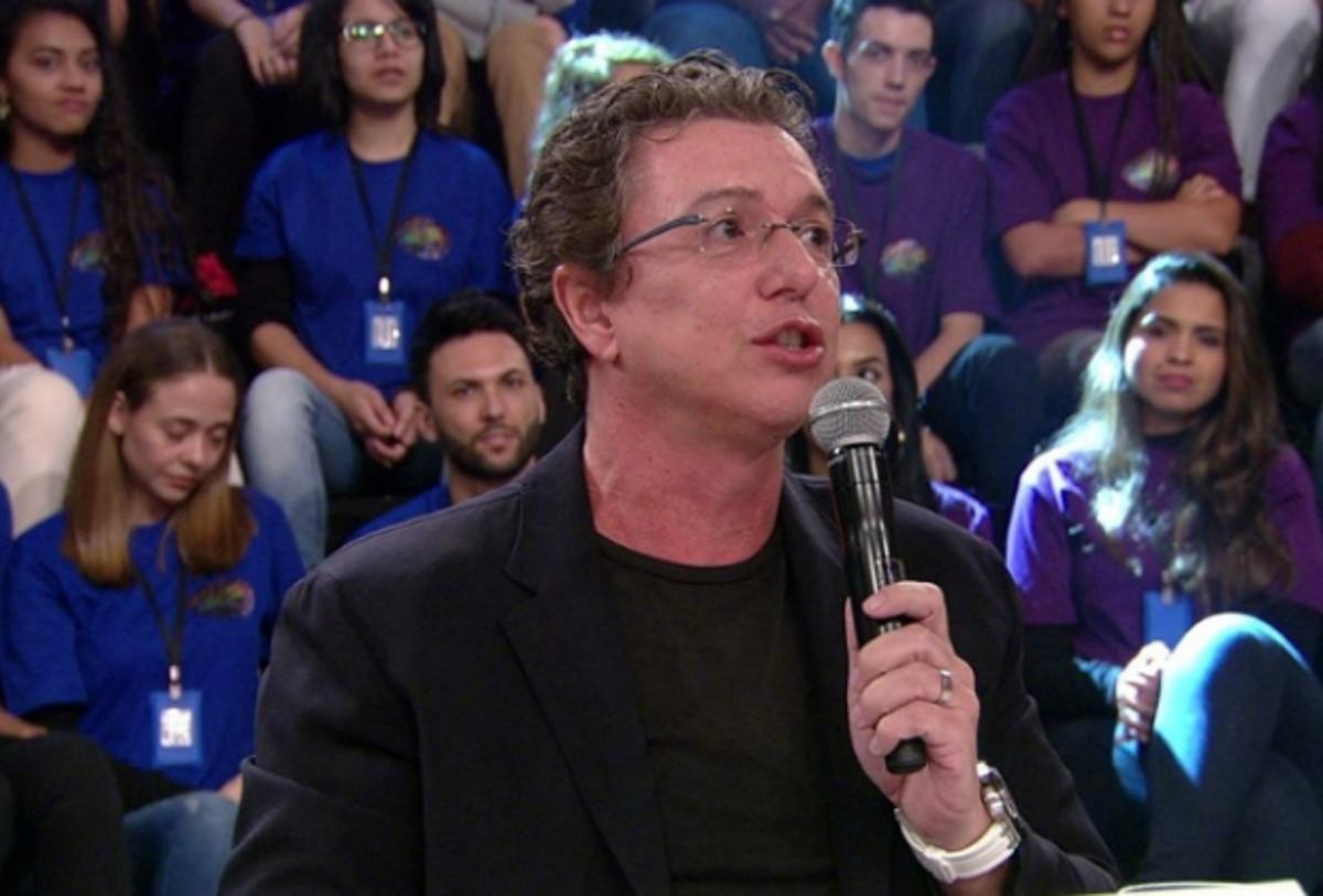 Boninho é o diretor responsável pelo BBB (foto: reprodução/TV Globo)